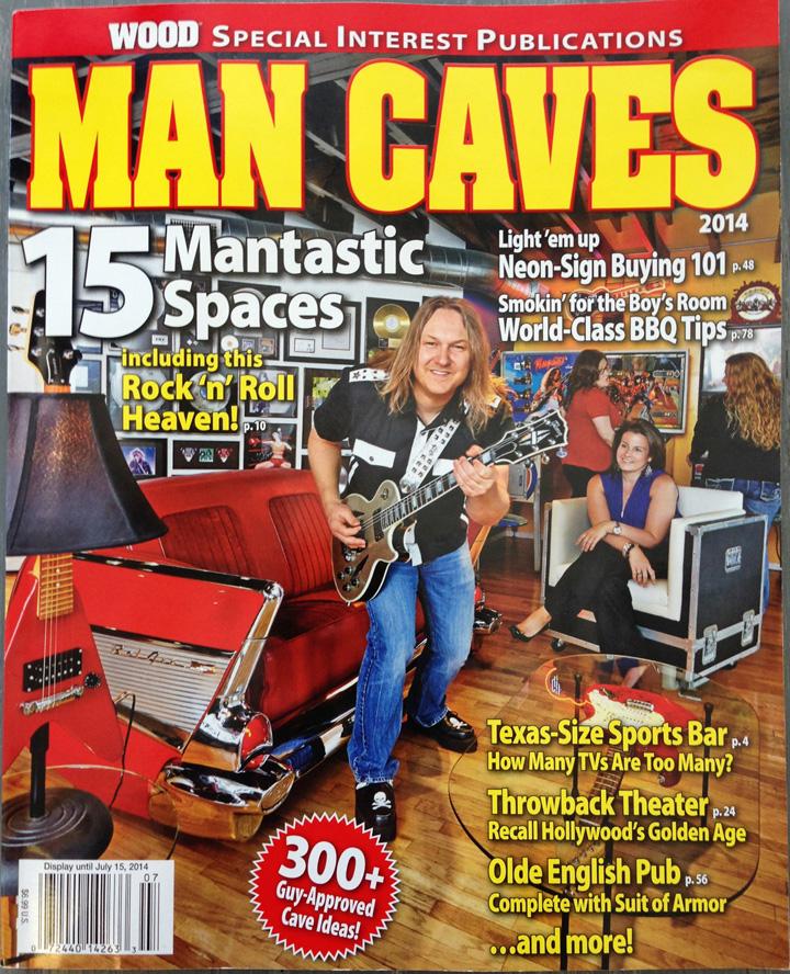 Man Cave Tv Show Uk : Kansas city local live entertainment s rock band kc mo